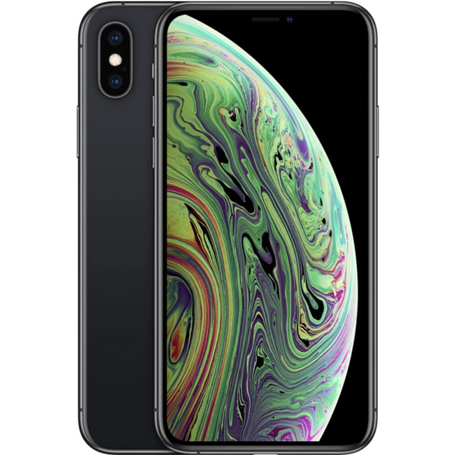Apple iPhone XS - 64GB - GSM/CDMA Unlocked - Space Gray