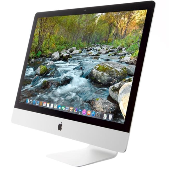 "Apple iMac 5K Retina 27"" Desktop - 4.2GHz Quad-Core i7 - 16GB RAM - 2.25TB Fusion Drive - AMD Radeon Pro 575 (4GB)  - (2017) - Silver"