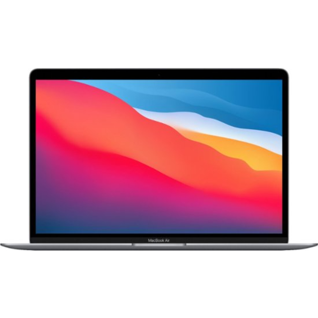 """Apple MacBook Air Retina 13.3"""" Laptop with Touch ID - 1.2GHz Quad-Core i7 - 16GB RAM - 256GB SSD - (2020) - Space Gray"""