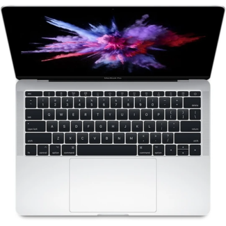 "Apple Apple MacBook Pro Retina 13.3"" Laptop - 2.3GHz Dual-Core i5 - 8GB RAM - 256GB SSD - (2017) - Silver"