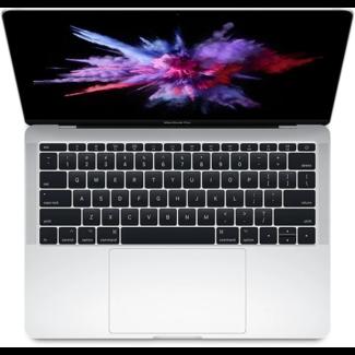"Apple Apple MacBook Pro Retina 13.3"" Laptop - 2.3GHz Dual-Core i5 - 8GB RAM - 256GB SSD - (2017) - Silver"