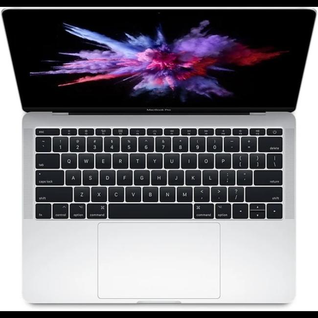 "Apple MacBook Pro Retina 13.3"" Laptop - 2.3GHz Dual-Core i5 - 8GB RAM - 256GB SSD - (2017) - Silver"