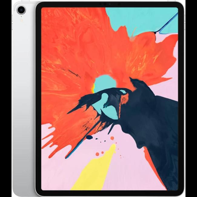 """Apple iPad Pro 12.9"""" - 256GB - Wi-Fi - Silver (3rd Generation)"""