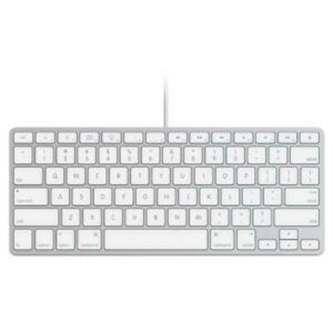 Apple Wired Compact Keyboard - A1242 (MB869LL/A)