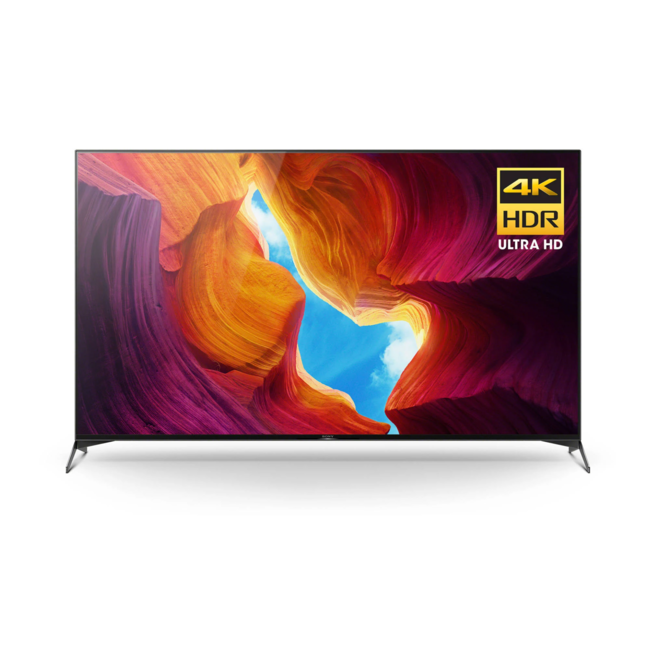 "75"" Sony Bravia 4K UHD (2160P) LED SMART TV WITH HDR - (XBR-75X950G)"