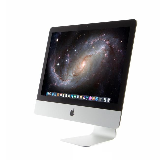 "Apple iMac 21.5"" Desktop - 3.1GHz Quad-Core i7 - 16GB RAM - 256GB SSD - (2013) - Silver"