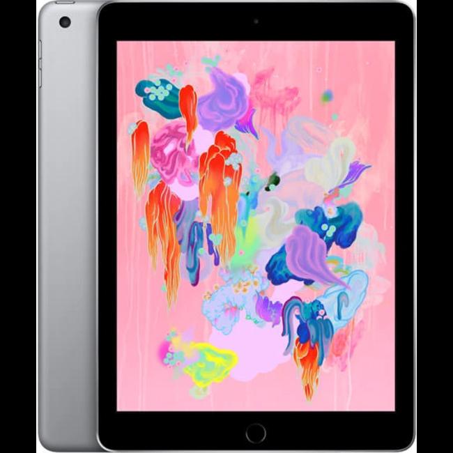Apple iPad 6th Generation - 128GB - Cellular - Space Gray