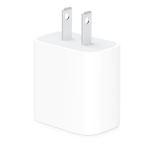 Apple 20W USB-C Power Block - A2305 (MHJA3AM/A)