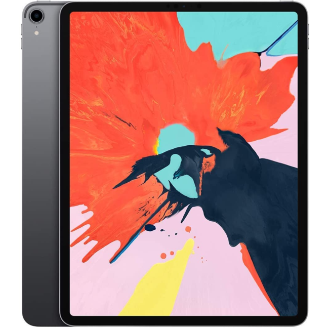 "Apple iPad Pro 12.9"" - 64GB - Cellular - Space Gray (3rd Generation)"
