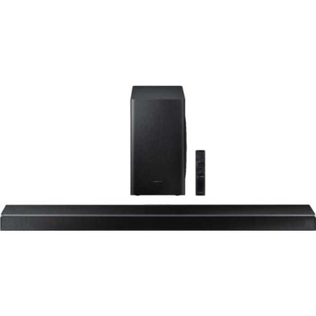 Samsung - 5.1-Channel Sound Bar with Wireless Subwoofer and Acoustic Beam HW-Q6
