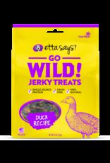 Etta Says Etta Says! Go Wild! Jerky: Duck, 6 oz