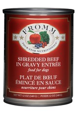 Fromm Fromm Shredded Beef & Vegetable: Can, 12 oz