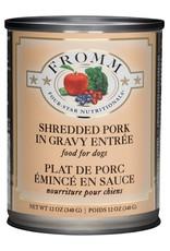Fromm Fromm Shredded Pork: Can, 12 oz