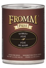 Fromm Fromm Turkey Pate: Can, 12.2 oz