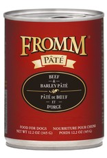 Fromm Fromm Beef & Barley Pate: Can, 12.2 oz