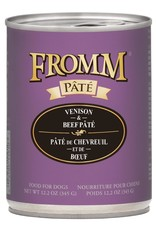 Fromm Fromm Venison & Beef Pate: Can, 12.2 oz