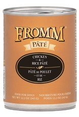 Fromm Fromm Chicken & Rice Pate: Can, 12.2 oz