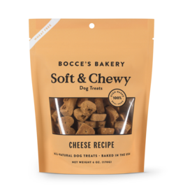 Bocce's Bakery Bocce's Bakery: Soft & Chewy Cheese, 6 oz
