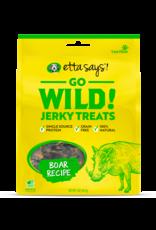Etta Says Etta Says! Go Wild! Jerky: Boar, 5 oz
