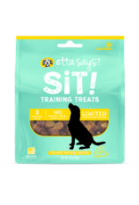 Etta Says Etta Says! Sit! Training Treat: Peanut Butter, 6 oz