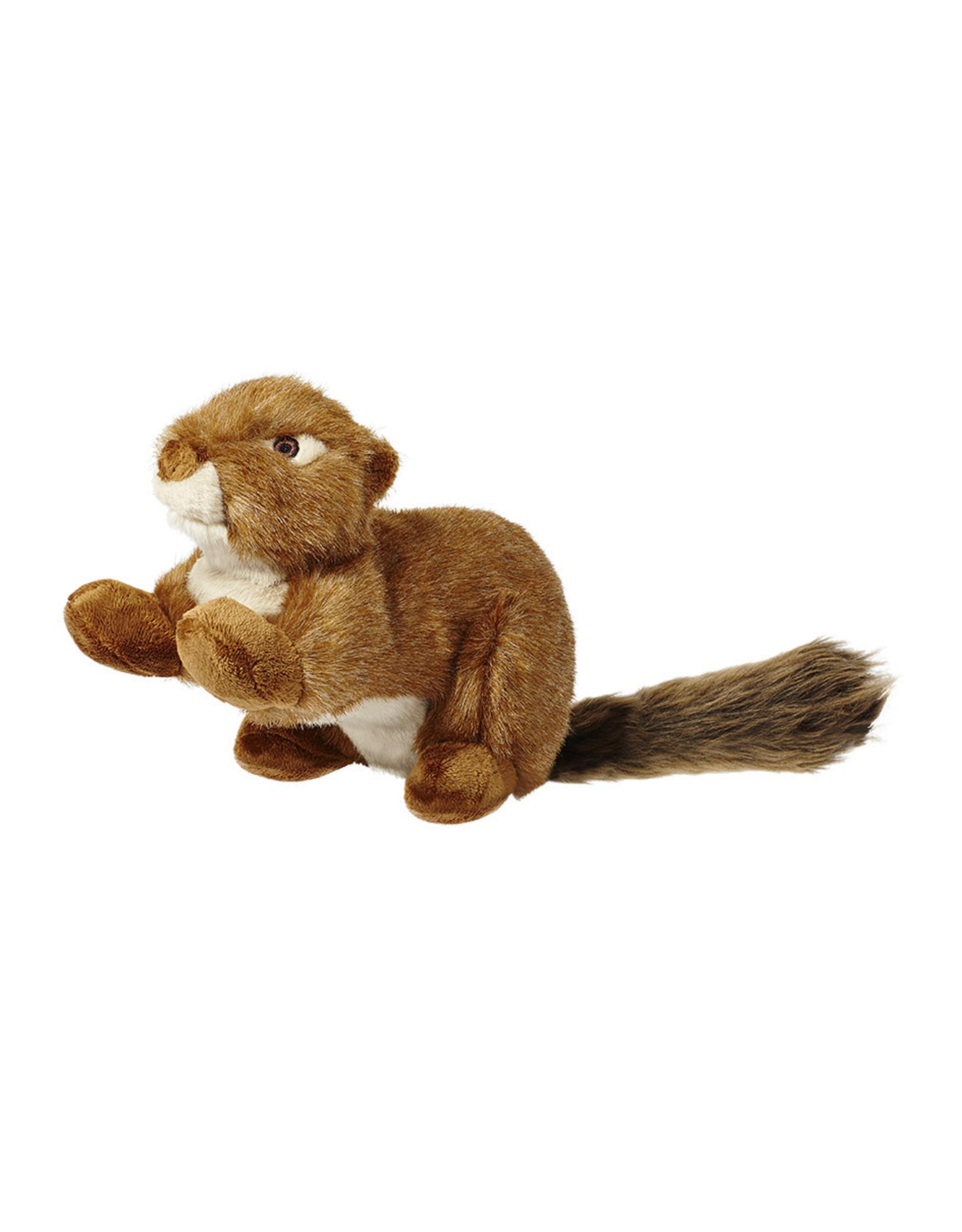Fluff & Tuff Fluff & Tuff: Squeakerless, Red Squirrel
