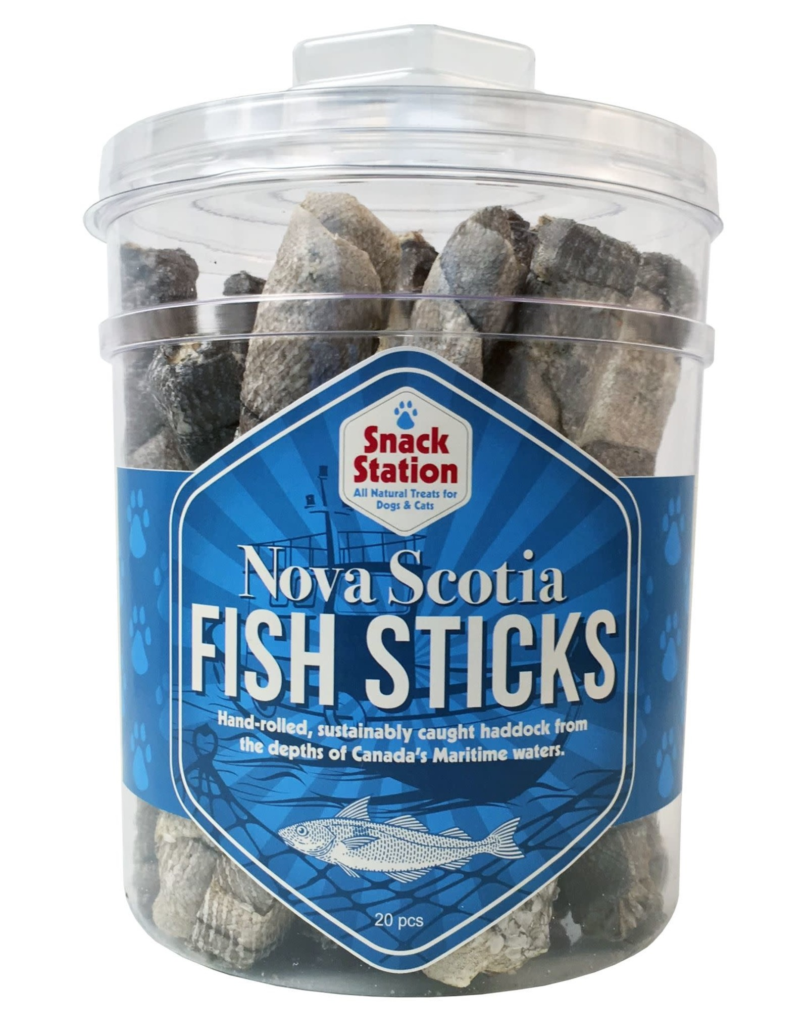 This & That This & That: Nova Scotia Fish Sticks, each