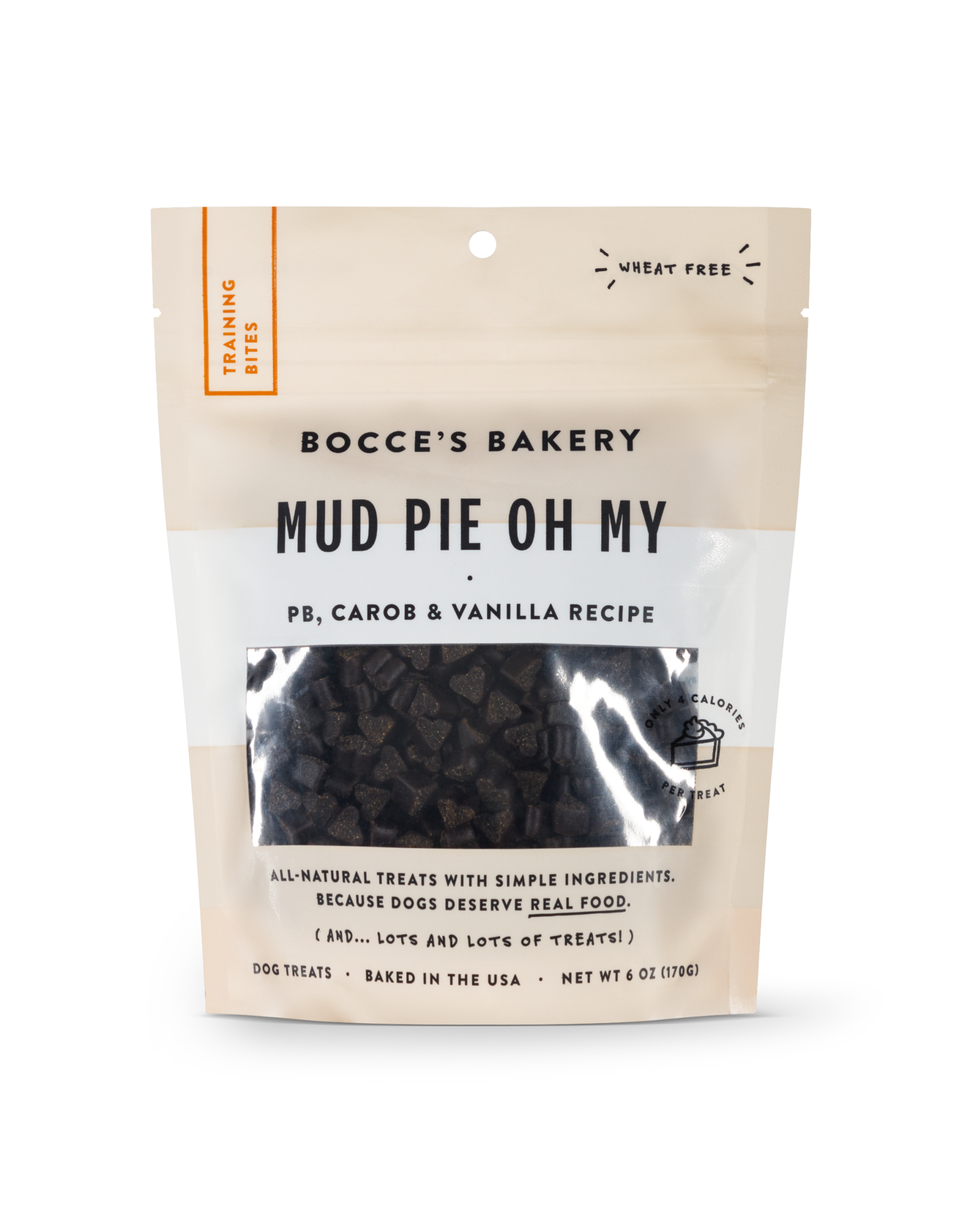Bocce's Bakery Bocce's Bakery: Training Bites Mud Pie Oh My, 6 oz