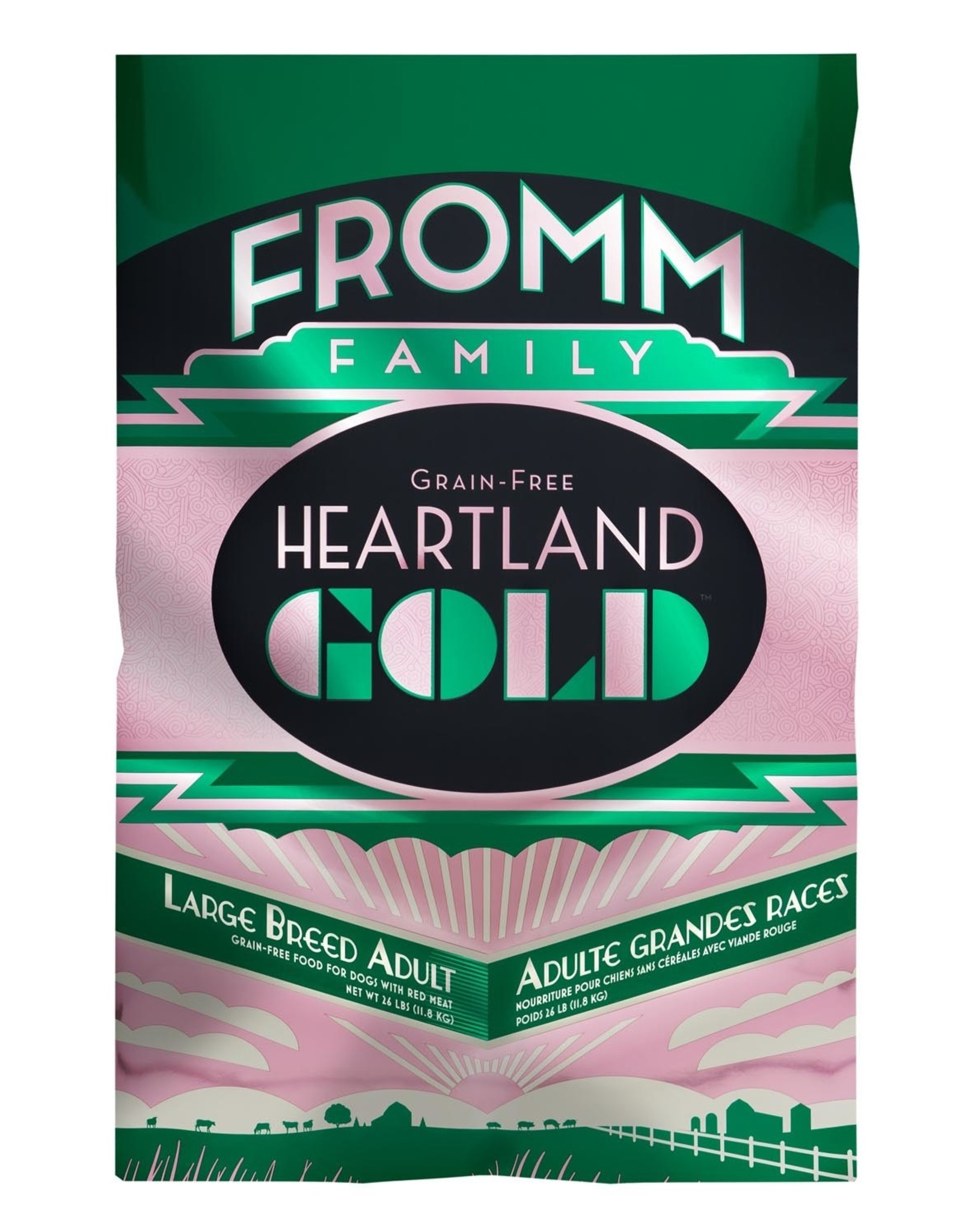 Fromm Fromm Heartland Gold Large Breed Adult