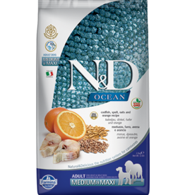 Farmina Farmina Ocean Ancestral Grain: Fish & Orange Adult - 3 sizes available