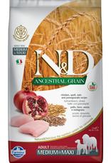 Farmina Farmina Ancestral Grain: Chicken & Pom Adult