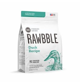 Bixbi Bixbi Rawbble Freeze Dried: Duck - 3 sizes available