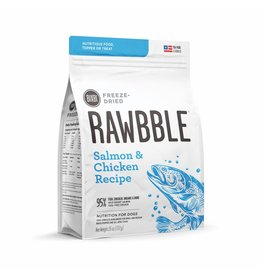 Bixbi Bixbi Rawbble FD: Salmon & Chicken - 3 sizes available
