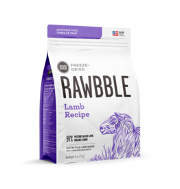 Bixbi Bixbi Rawbble Freeze Dried: Lamb - 3 sizes available