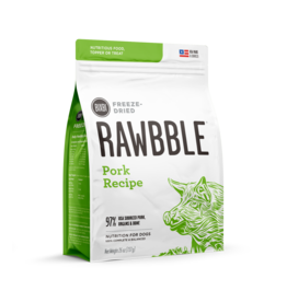 Bixbi Bixbi Rawbble Freeze Dried: Pork - 3 sizes available