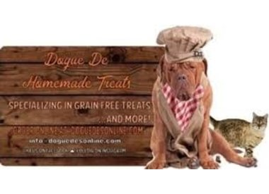 Dogue De Homemade Treats