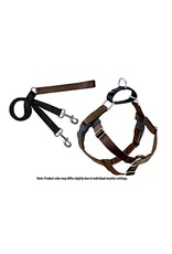 2 Hounds Design Freedom No-Pull Harness: Brown