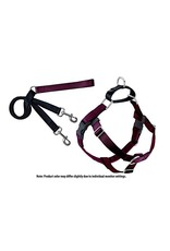 2 Hounds Design Freedom No-Pull Harness: Burgundy