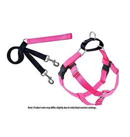 2 Hounds Design Freedom No-Pull Harness: Hot Pink