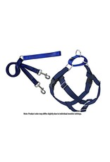 2 Hounds Design Freedom No-Pull Harness: Navy