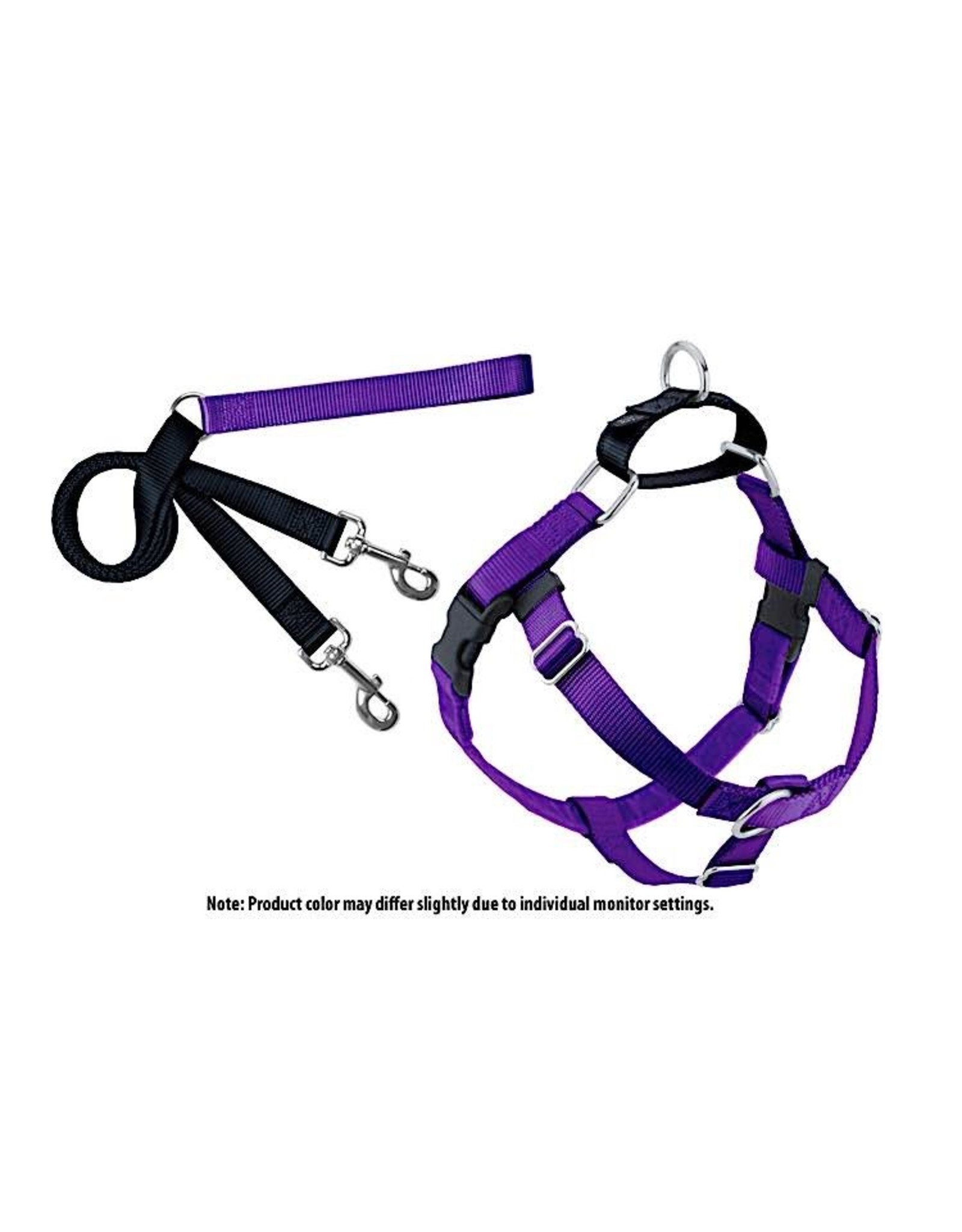 2 Hounds Design Freedom No-Pull Harness: Purple