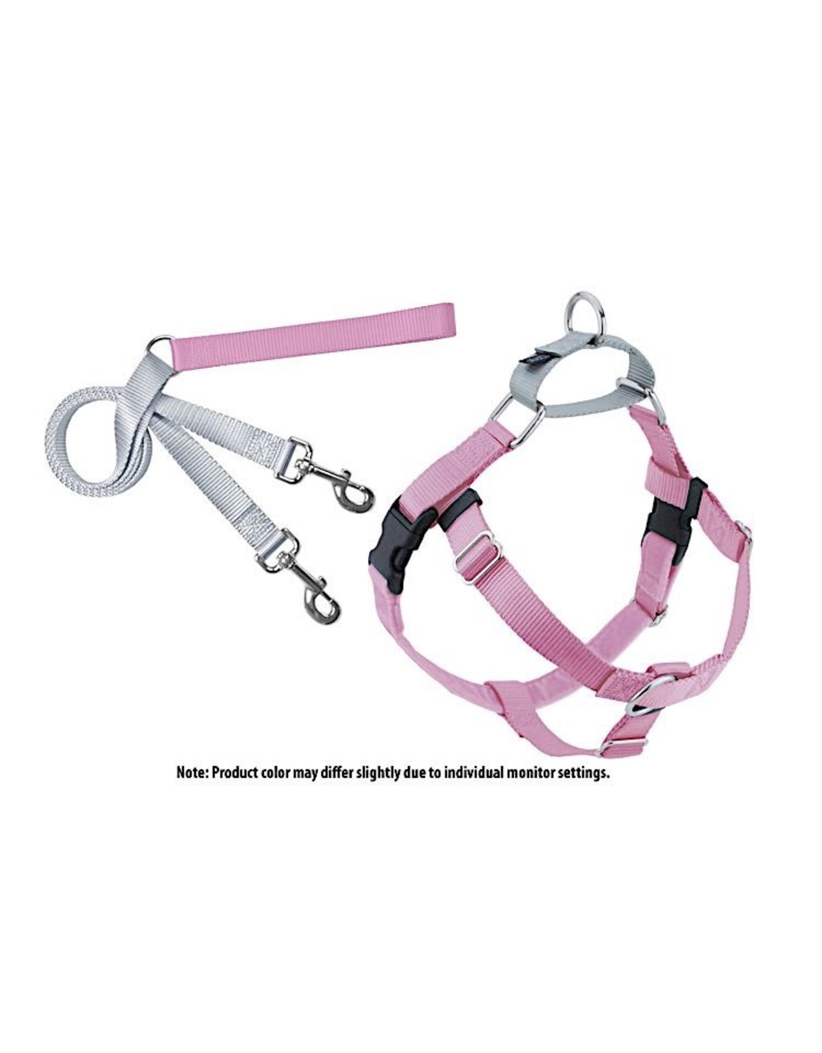 2 Hounds Design Freedom No-Pull Harness: Rose Pink