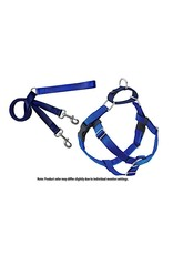 2 Hounds Design Freedom No-Pull Harness: Royal Blue