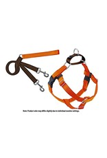 2 Hounds Design Freedom No-Pull Harness: Rust