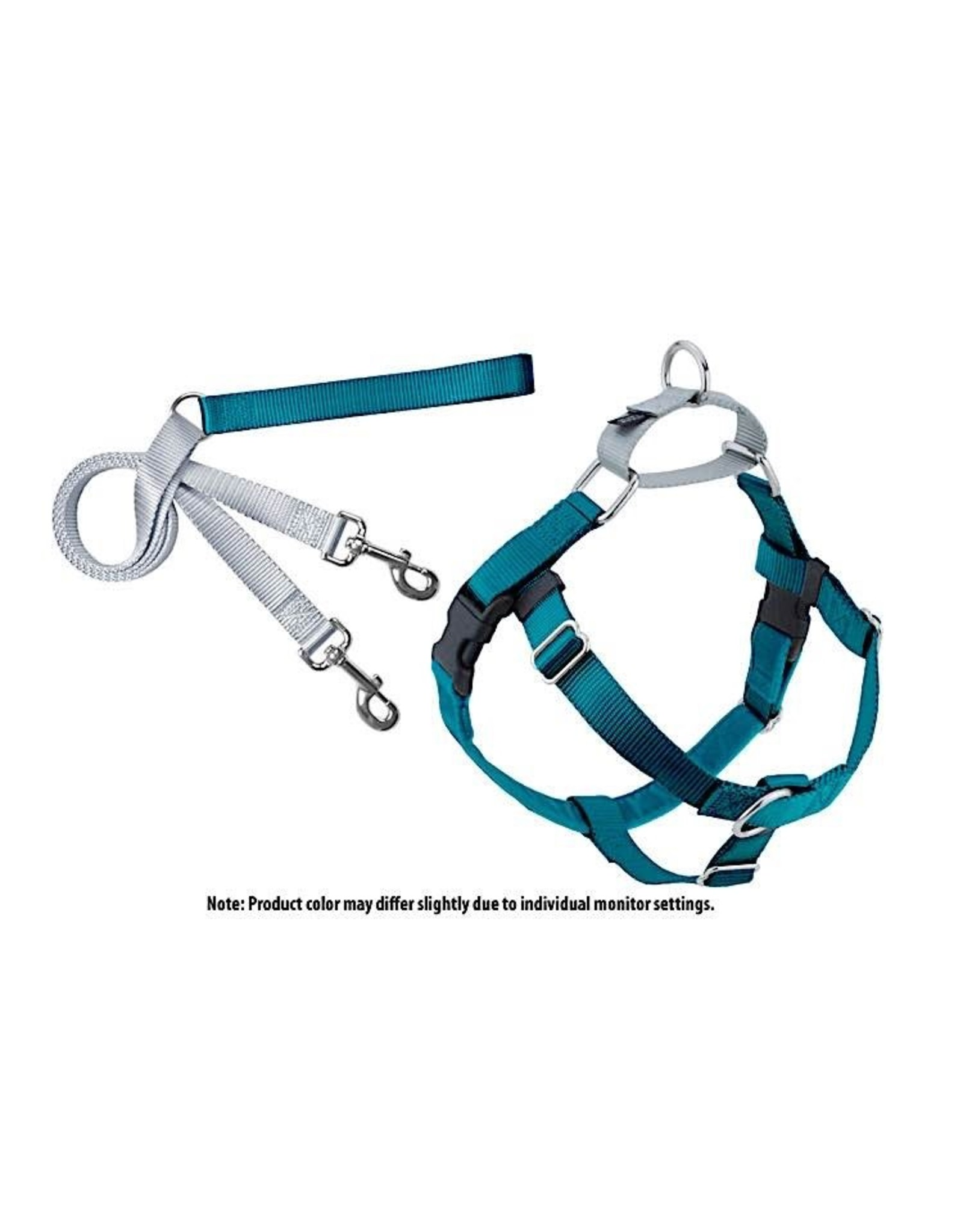 2 Hounds Design Freedom No-Pull Harness: Teal