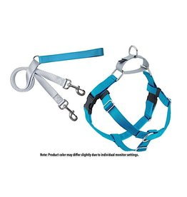 2 Hounds Design Freedom No-Pull Harness: Turquoise