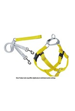 2 Hounds Design Freedom No-Pull Harness: Yellow