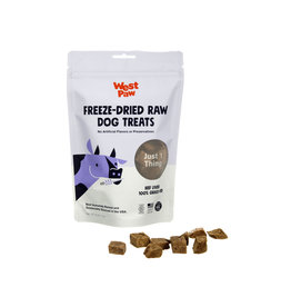 West Paw West Paw Freeze Dried Treats: Beef Liver, 2.5 oz