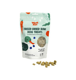 West Paw West Paw Freeze Dried Treats: Duck Superfood, 2.5 oz