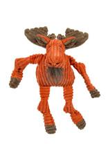 Hugglehounds Moose Knottie: Orange, Mini