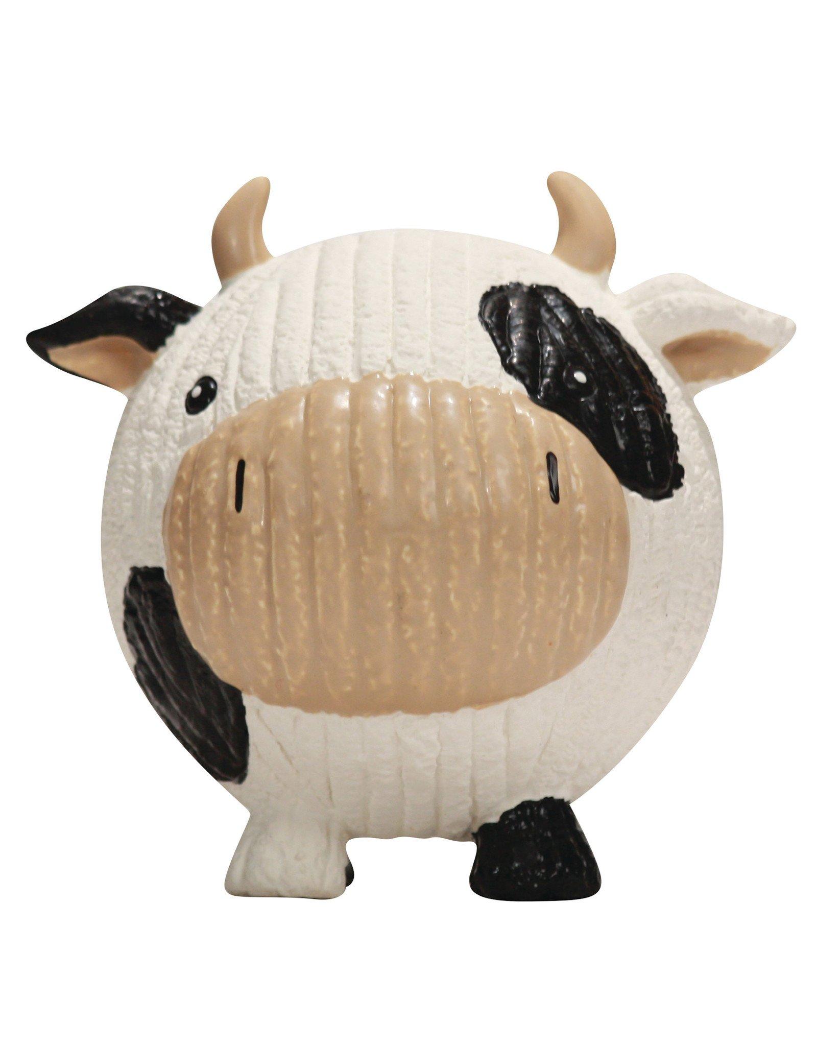 Hugglehounds RuffTex: Cow Knottie, Large